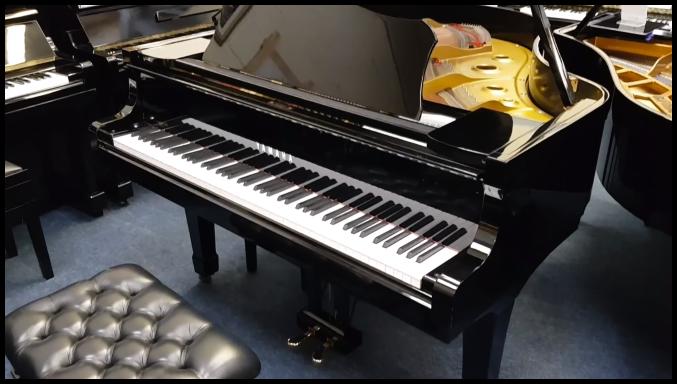 Yamaha grand piano G2 model