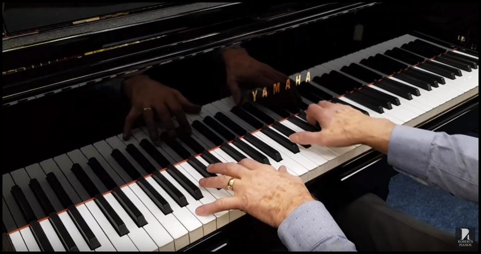 Yamaha grand pianos for sale