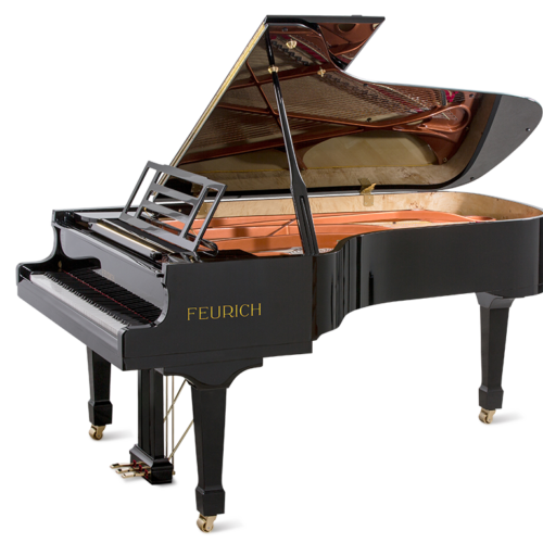 Feurich 218 concert grand piano